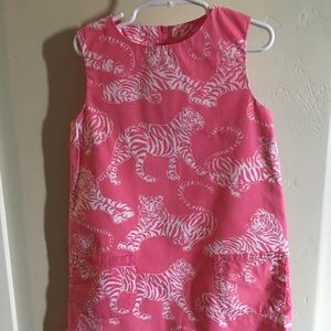 Lilly Pulitzer Girls Lined Dress